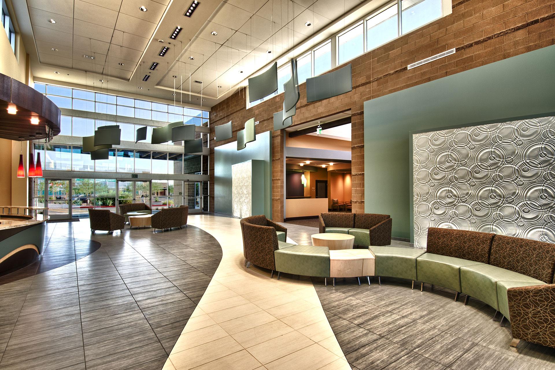 Adelante healthcare mesa cawley architects for Window design center