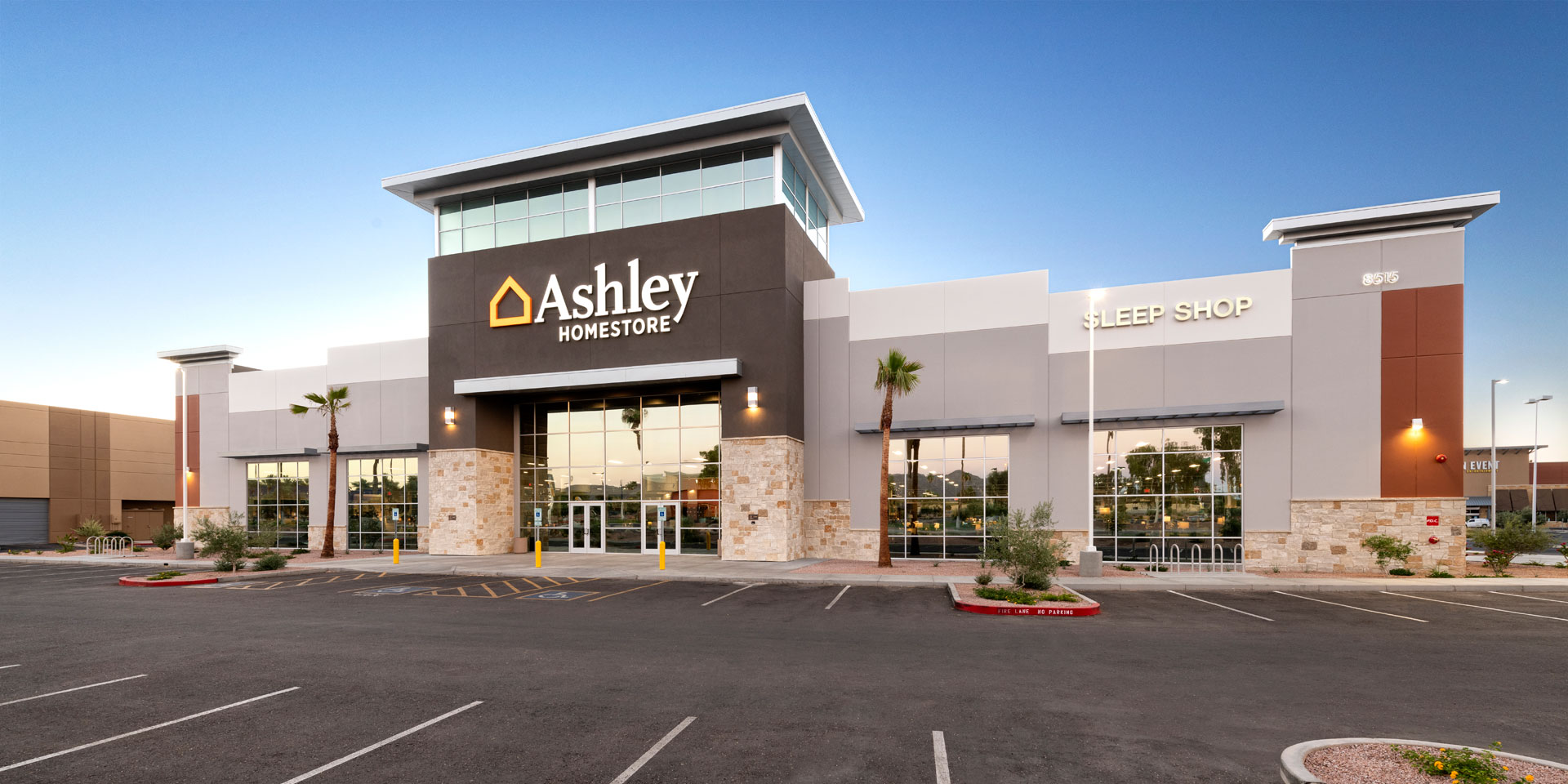 Ashley Furniture Homestore Cawley Architectscawley Architects